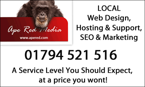 Ape Red Media, Romsey's Local Web Design and Marketing Company