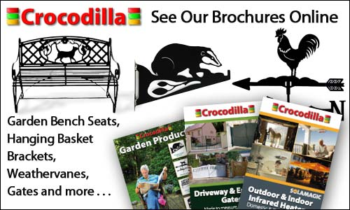 Crocodilla Garen Products